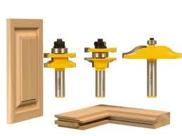 Router Bits For Cabinet Doors 3 Bit Raised Panel Cabinet Door Router Bit Set Ogee Yonico