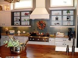home design beadboard backsplash wood countertop foyer kitchen