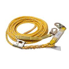 guardian fall protection 150 ft poly steel vertical lifeline