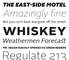 fonts typefaces and all things typographical i typography