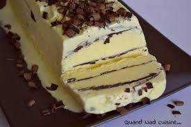 quand nad cuisine valse vanille au chocolat croustillant ou viennetta maison avec une