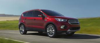 small ford cars 2018 ford escape suv versatility and function for everyone