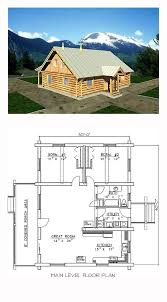 2 Bedroom Log Cabin Floor Plans 49 Best Log Home Plans Images On Pinterest Log Houses Log Home