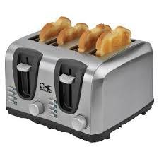 Hamilton Beach Smarttoast 4 Slice Toaster White 4 Slice Toaster Target