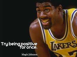 Magic Johnson Meme - famous quotes that has a completely different meaning when said by a