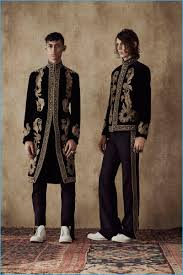 alexander mcqueen 2017 spring summer men u0027s collection look book