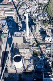Karlsruhe Baden Baden Karlsruhe Baustelle Zum Neubau Der Kraftwerksanlagen Des
