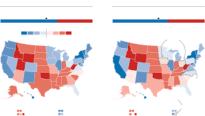 2012 Presidential Election Map by Where Do Clinton And Trump Have The Most Upside Fivethirtyeight