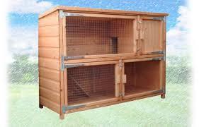 3 Storey Rabbit Hutch Rabbit Hutches U0026 Runs U2013 Theshedshop Sky Com U2013 Free Delivery