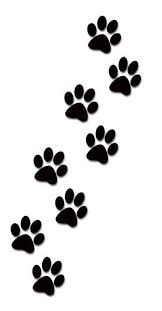 cat paw tattoos designs