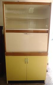 vintage glass front kitchen cabinets lot a retro kitchen cabinet circa 1950 with sliding