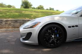 maserati trident wheels 2008 maserati granturismo 2013 facelift u0026 20k in upgrades