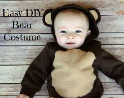 Infant Halloween Costume Patterns 25 Toddler Bear Costume Ideas Bear