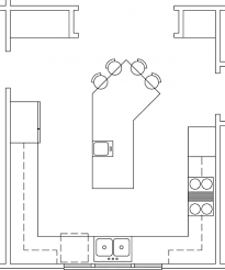 bar plan layouts home design ideas essentials within bar layout