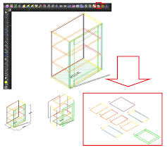 turbocad drawing template turbocad furniture maker v16