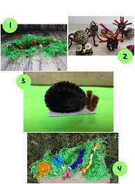 20 amazing nature themed craft ideas for kids tots 100