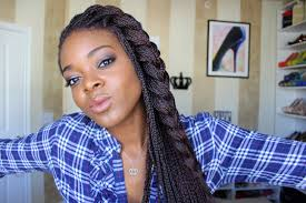 pictures if braids with yaki hair styling box braids ify yvonne