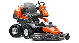 husqvarna r322t awd mower any good got one