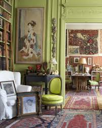 Tory Burch Home Decor 20 Gorgeous Home Libraries The Neo Trad