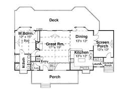 house plans with kitchen in front 79 best floor plans images on house plans house