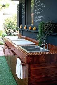 outdoor kitchen sinks ideas sinks for outdoor kitchens outdoor kitchen sink station