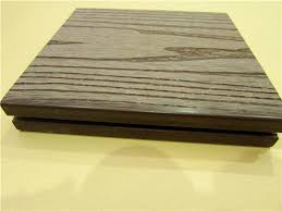 engineered wood deck wpc composite decking plastic floor profiles
