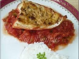 cuisiner filet de julienne filets de julienne à la moutarde et à la tomate recette ptitchef