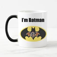 u0027m batman color changing coffee mug collectibles league