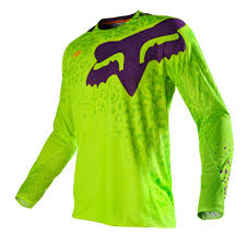 monster jersey motocross fox racing 2016 360 cauz jersey yellow available at motocross giant