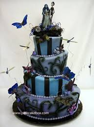 Bride Cake Rue The Day 30 Weird Geeky And Cool Wedding Cakes