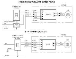 wiring 0 10v dimming wiring diagram led downlight temperature