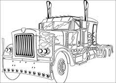 jet truck coloring page semi truck coloring pages truck coloring picture road kenworth