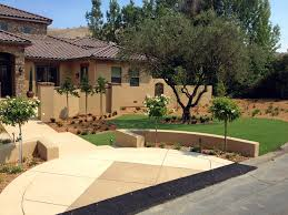 New Backyard Ideas by Grass Turf House New Mexico Roof Top Front Yard Landscape Ideas