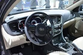 Optima Kia Interior Interior Of The 2014 Kia Optima Indian Autos Blog