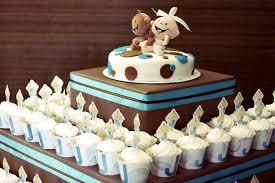 blue and brown boy baby shower aqua u0026 chocolate leilani u0027s blog