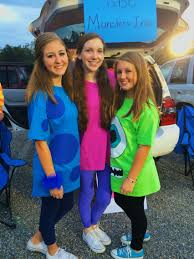 Boo Monsters Inc Halloween Costume by Best Friends Costume T R I C K O R T R E A T Pinterest