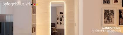 Schlafzimmer Spiegel Mit Beleuchtung Wandspiegel Mit Led Beleuchtet