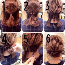 tutorial kepang rambut frozen 8 cara mengikat rambut setengah panjang bagi para wanita untuk musim