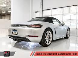 Porsche 718 Boxster Cayman Exhaust Suite Autodynamica