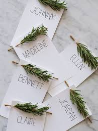 place cards for wedding adorable and inexpensive wedding place card holders diy