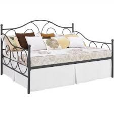 interior metal daybed for bedroom decorating ideas with modern