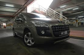 peugeot suv 2012 the peugeot 3008 living life differently kensomuse