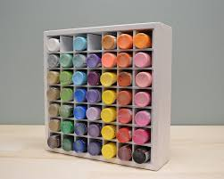 ikiea craft paint organizer for ikea organizemore