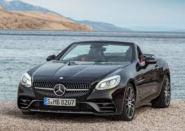 saab convertible 2016 mercedes benz slc class convertible review 2016 parkers
