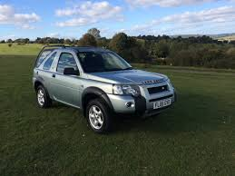 land rover freelander off road used 2006 land rover freelander td4 adventurer for sale in stroud