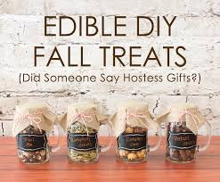 edible treats edible diy fall treats did someone say hostess gifts beau coup
