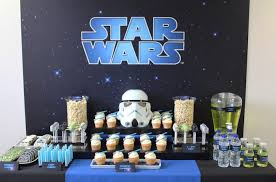 wars party kara s party ideas sweet table from a wars party via kara s