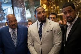 Trump Tower Inside Watch Ray Lewis Takes You Inside His Meeting With Donald Trump