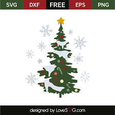 christmas tree lovesvg com