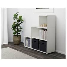 eket cabinet combination with feet white 105x35x107 cm ikea